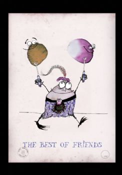 Haggis - The Best of Friends